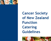Function/Catering Guidelines